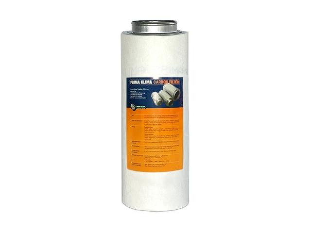 Prima Klima Koncový filtr 200mm 780m3/hod Home (pachový filtr včetně příruby 160mm)