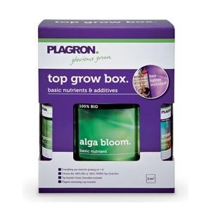 Plagron Alga sada 100% Bio 1m2 (kompletní sada hnojiv)