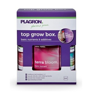 Plagron Terra Grow box 1m2