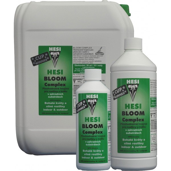 Hesi Bloom Complex 20L (hnojivo na růst)