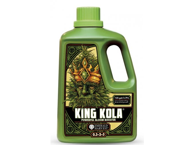 Emerald Harvest King Kola 3,79L