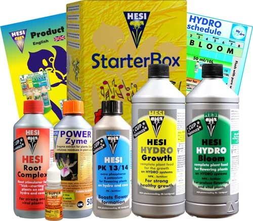 Hesi Start box Classic Hydro