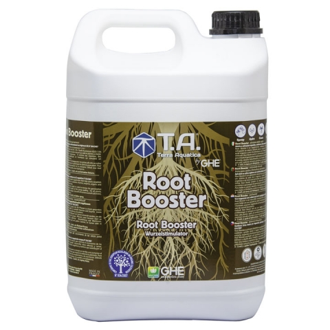 TERRA AQUATICA Root Booster (GO BioRoot Plus) 5L