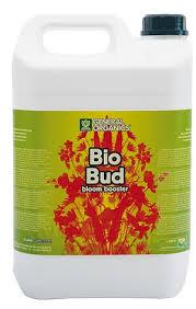 General Hydroponics Bio Bud 5L (bloom stimulátor)