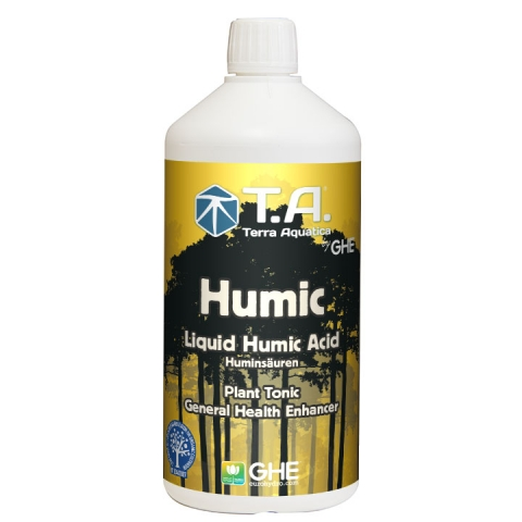 TERRA AQUATICA Humic (GO Diamond Black) 1L