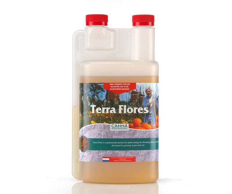 Canna Terra Flores 1L (pro rostliny v zemině na květ)