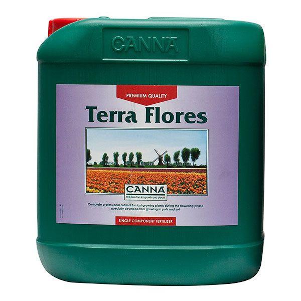 Canna Terra Flores 5L (pro rostliny v zemině na květ)