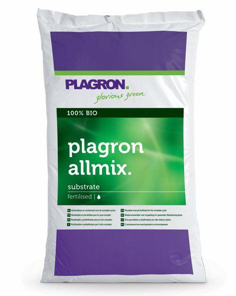 Plagron Allmix 50L (předhnojený substrát na 3 týdny)