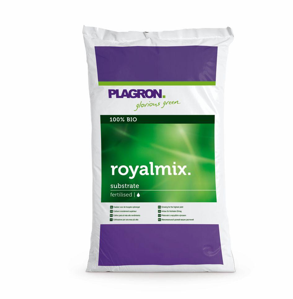 Plagron Royalmix 50L (předhnojený substrát s trichodermou)