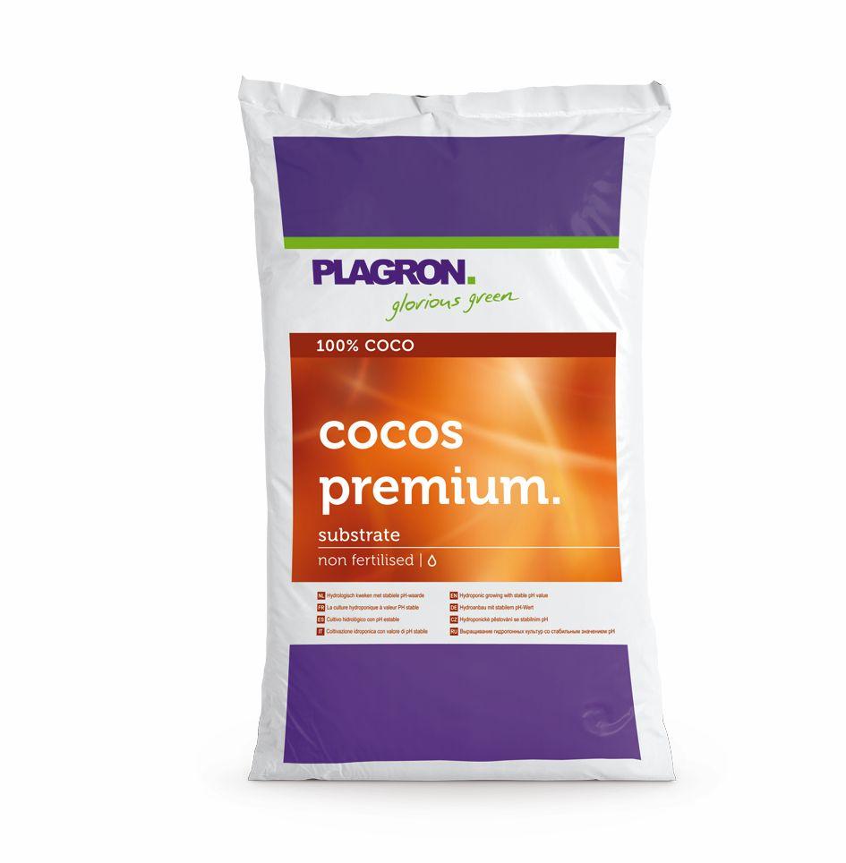 Plagron Coco premium 50L (kokosový substrátm)