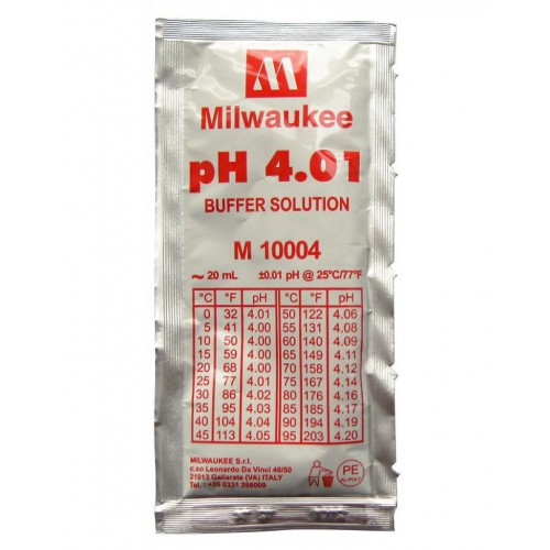Milwaukee pH 4,01 20ml