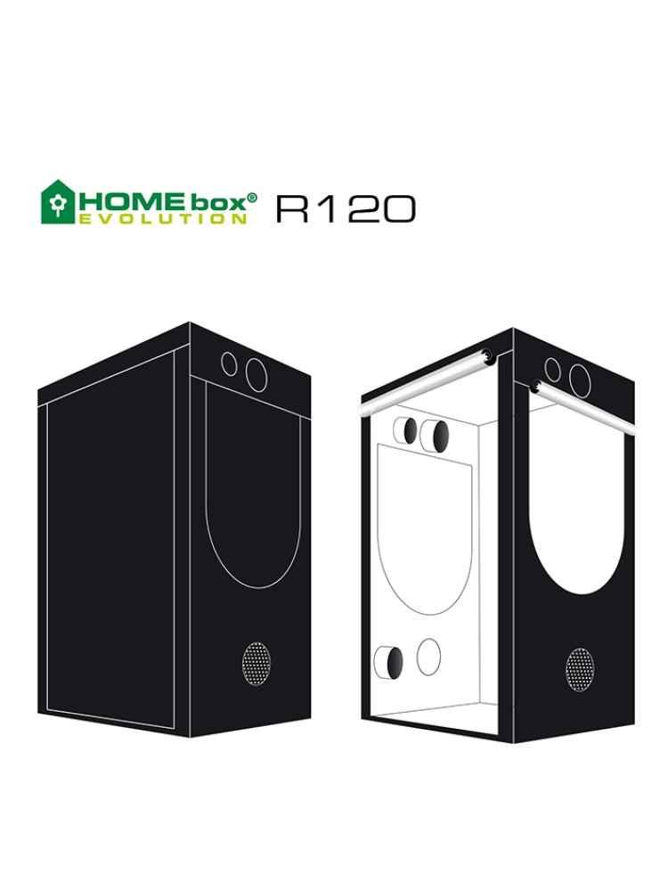 Homebox Evoluion R120 120x90x180cm