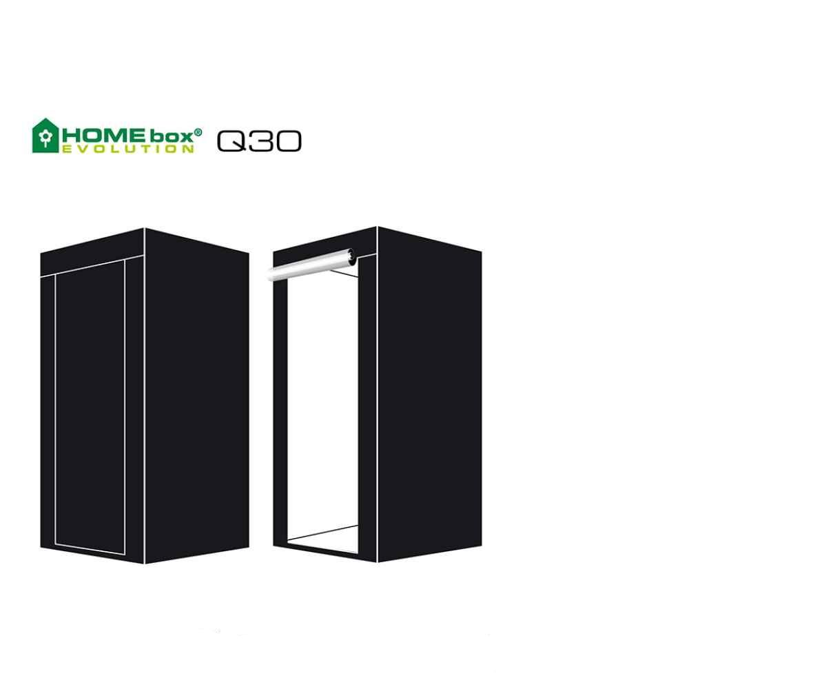 Homebox Evoluion Q30 30x30x60cm