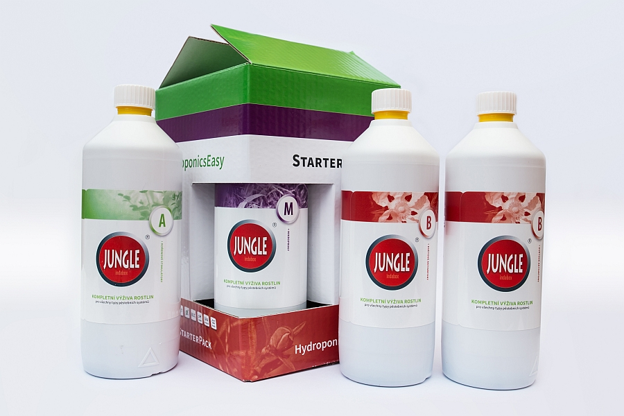 Jungle Indabox Starter Pack Urban