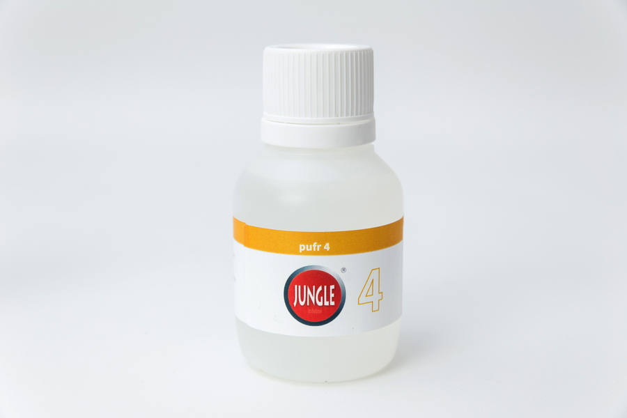 Jungle Indabox Pufr PH 4 250ml