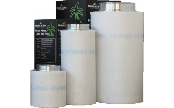 PrimaKlima ECO filter K2600mini 125mm 160/240m3/h