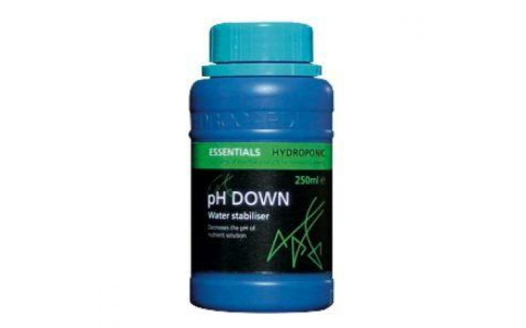 Essentials pH Down 81% 250ml