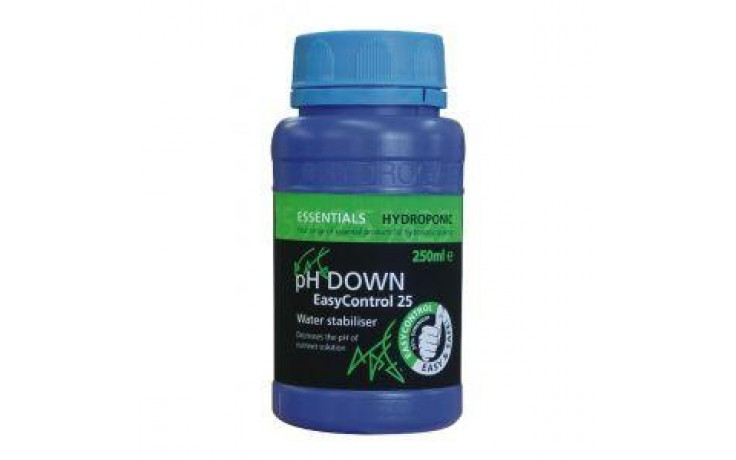 Essentials pH Down Easy Control 25% 250ml