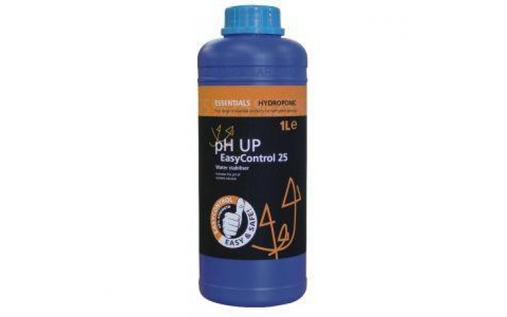 Essentials pH Up Easy Control 25% 1L