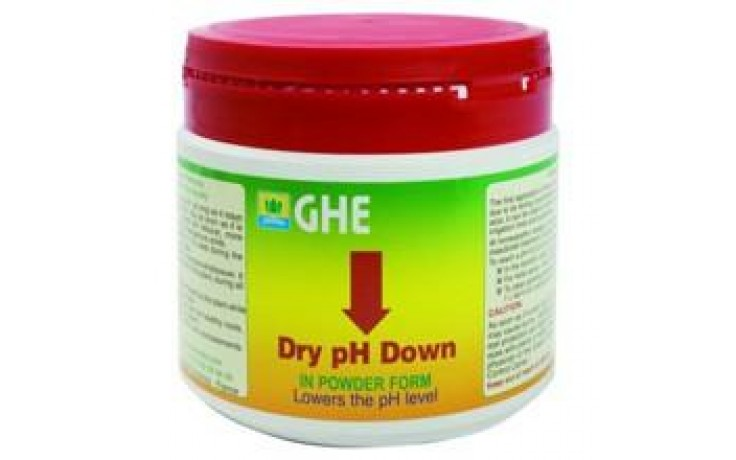 GHE pH Down, Pulver 250gr