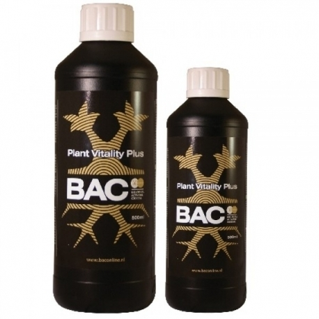 B.A.C Plant Vitality Plus 500ml koncentrát