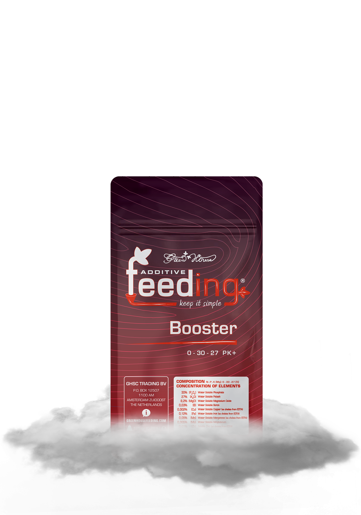 Powder Feeding Booster 125g