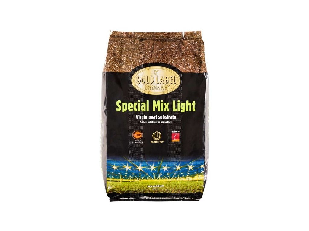 Gold Label Special Mix Light 40L