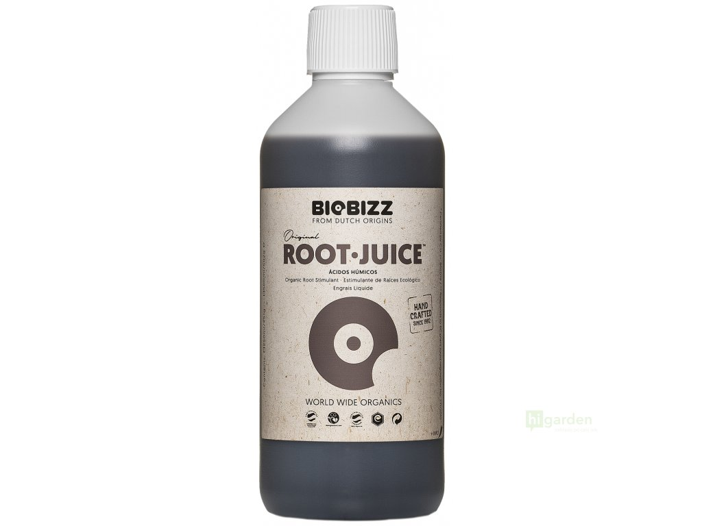 Biobizz Rootjuice 500ml
