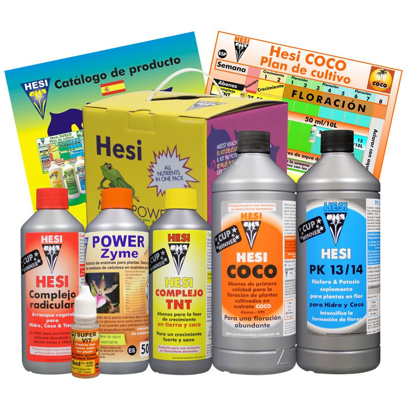 Hesi Start box Classic Coco