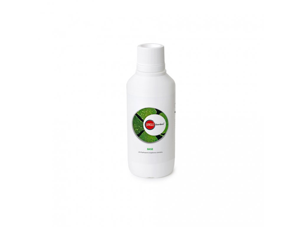 Jungle Indabox Garden Base 250ml