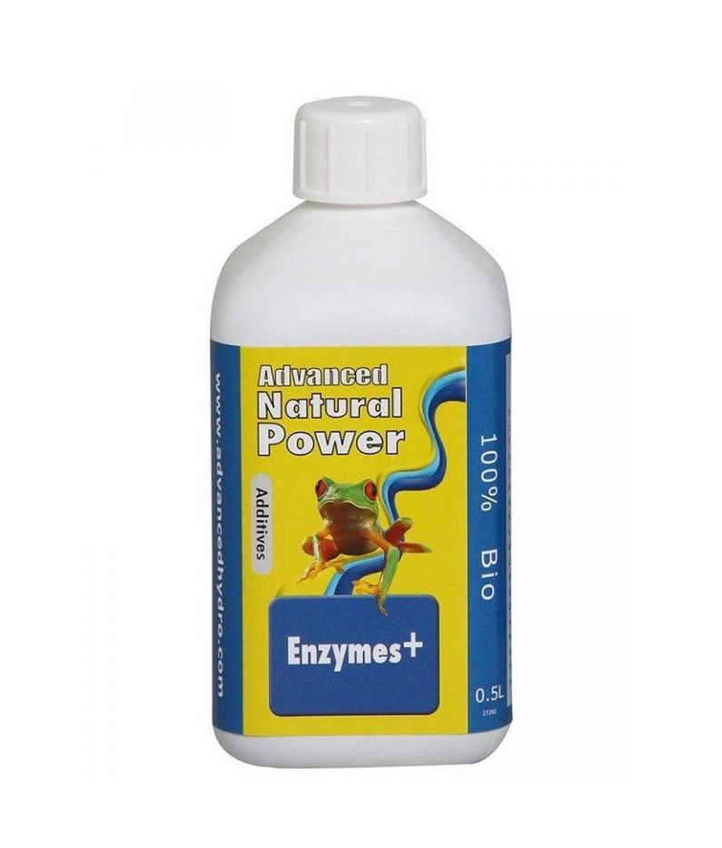 Advanced Hydroponics Enzymes plus 500ml
