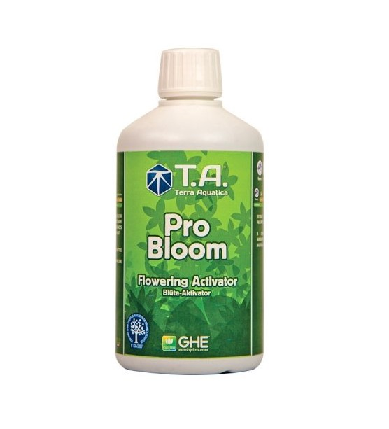 TERRA AQUATICA Pro Bloom (GHE Bio Bloom) 0,5L