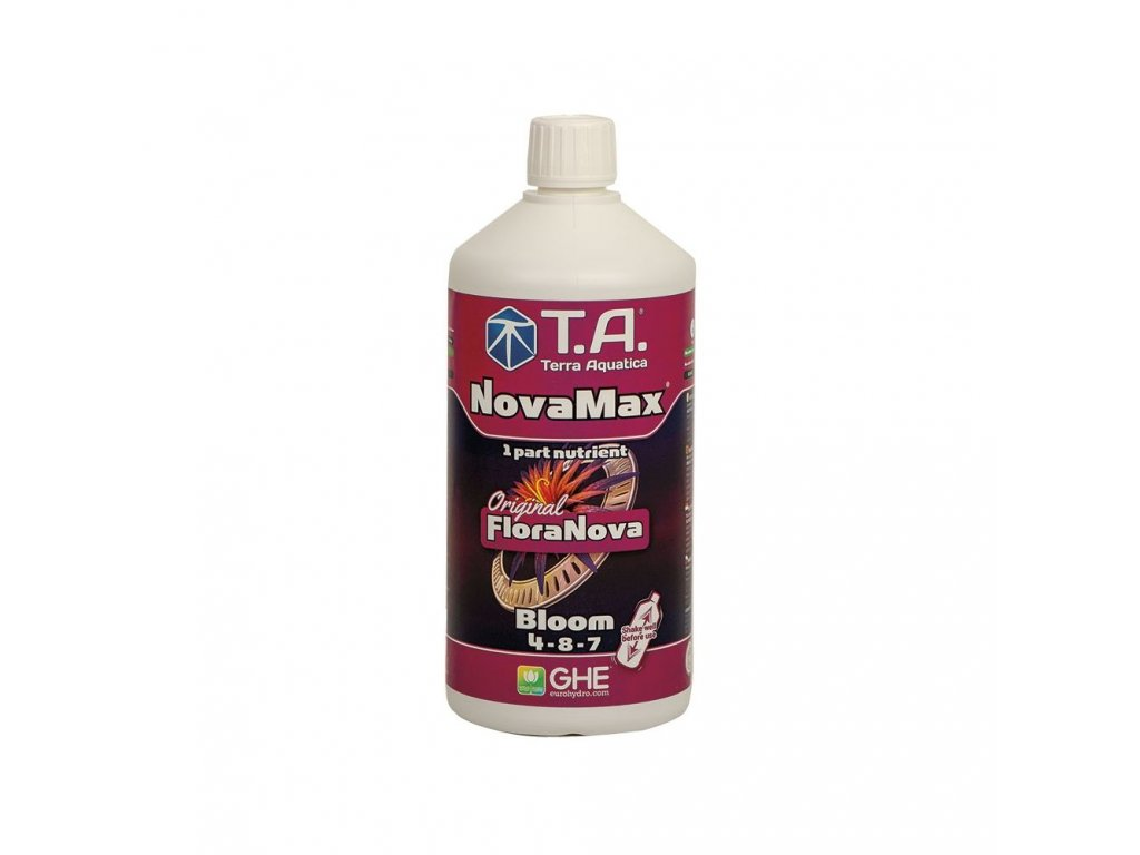 TERRA AQUATICA NovaMax Bloom (GHE Flora Nova Bloom) 0,5L