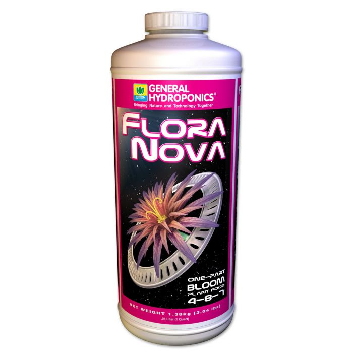 General Hydroponics Flora Nova Bloom 473ml