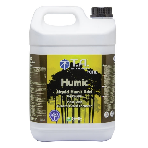TERRA AQUATICA Humic (GO Diamond Black) 5L