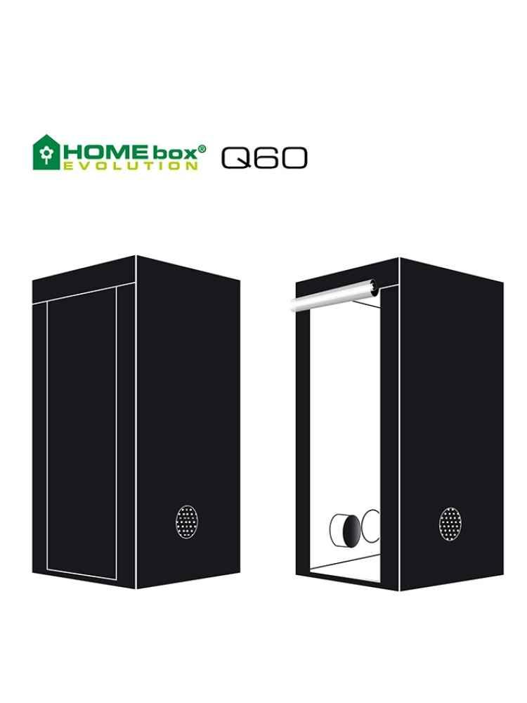Homebox Evoluion Q60 60x60x120cm