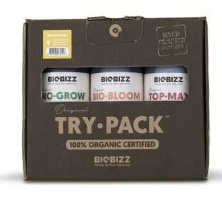 Biobizz Trypack Indoor Pack