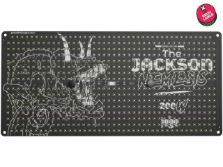 LED panel The Jackson Nemesis 200W bez regulace